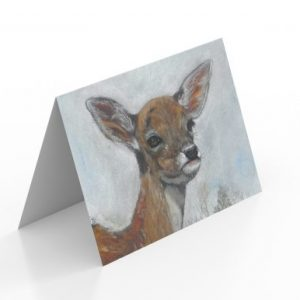 Deer Cards (Pack of 16)